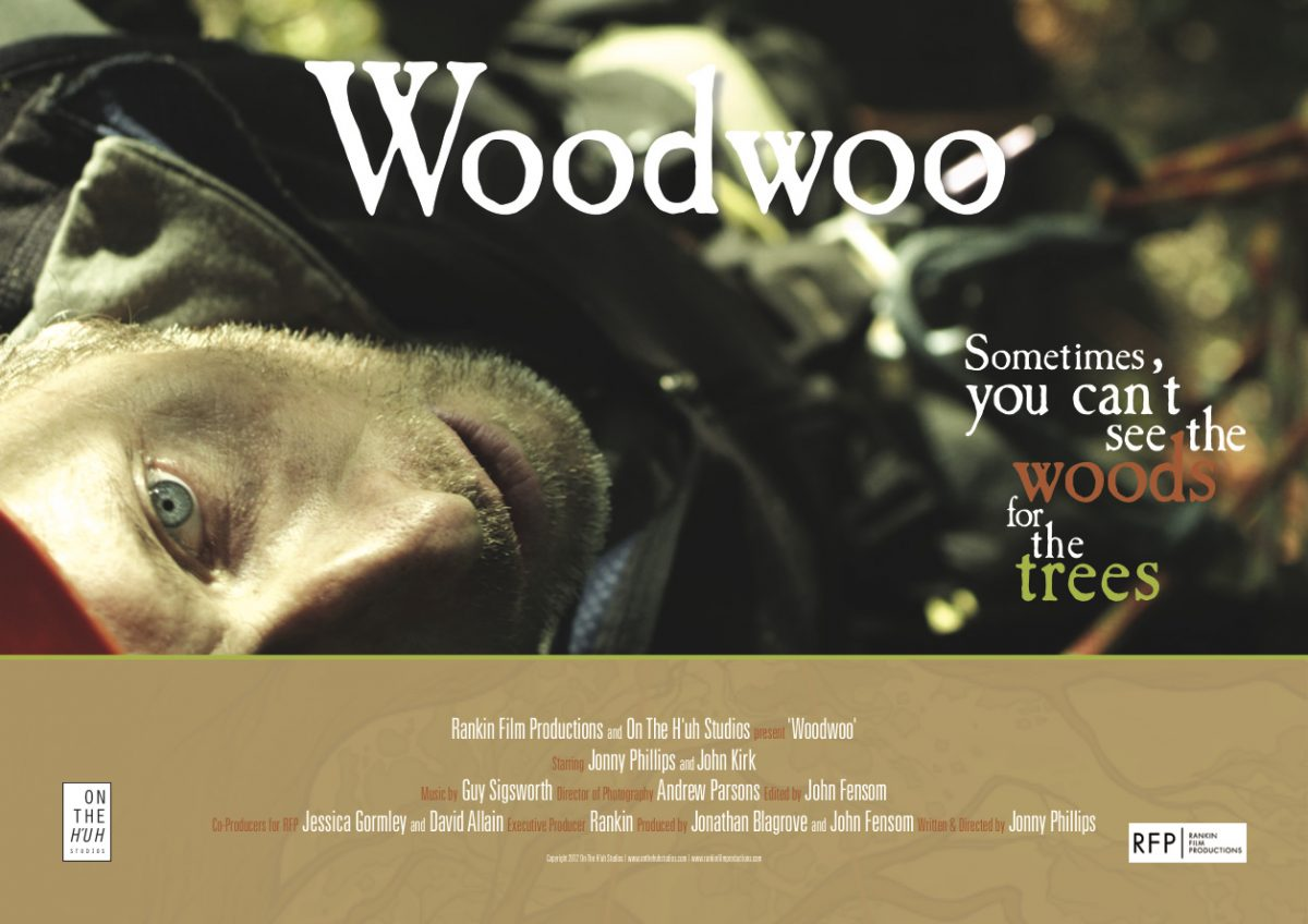 'Woodwoo' promotional poster.