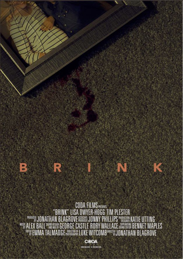 BRINK Press Brochure front cover